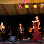 Iris Caracol Flamencoshow