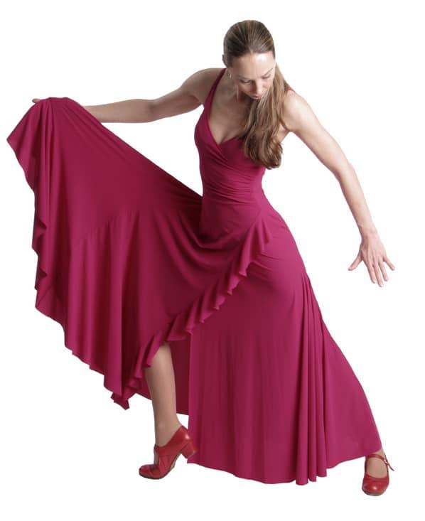 Flamencokleider aus dem Flamencoshop