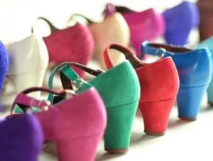 Flamenco-Schuhe von Gallardo Dance
