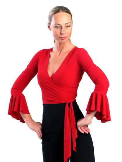 Flamenco Oberteil