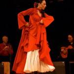 Flamencofestival Hamburg Goldbekhaus Ostern 2004 im Goldbekhaus