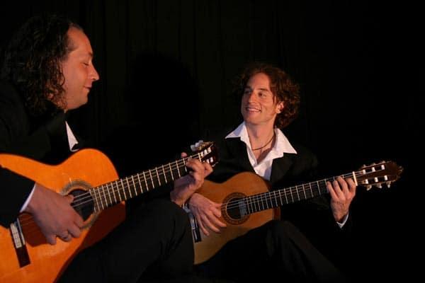 Gitarre Gota de Fuego CD